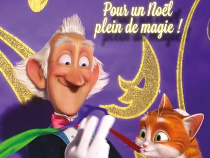 Cartes de vœux Le Manoir Magique