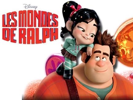 Les Mondes de Ralph, coloriages