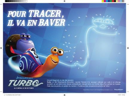 Turbo reliage de points activit s goodies turbo - Jeux de reliage ...