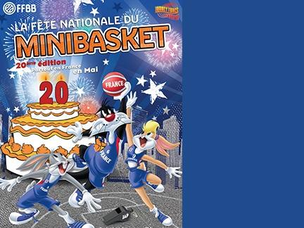 La Fête Nationale du MiniBasket