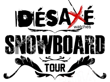 Désaxé Snowboard Tour