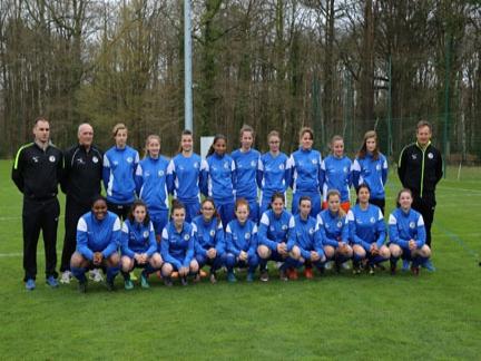 Photo d'équipe Euro Foot Jeunes 2016