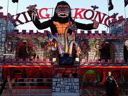 L'attraction King Kong