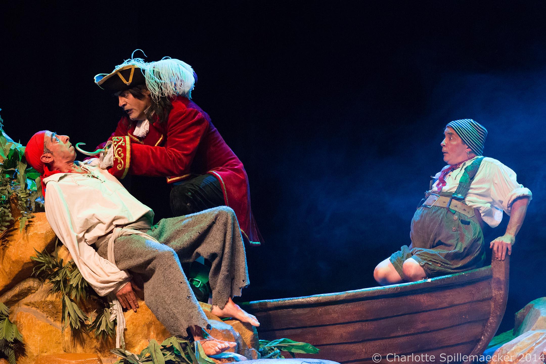 Le capitaine crochet images images le spectacle - Peter pan et capitaine crochet ...
