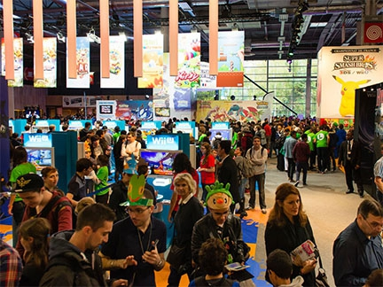 Le Salon de la Paris Games Week