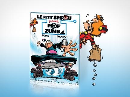 Le Petit Spirou Présente - Tome 6 : Mon Prof de Zumba