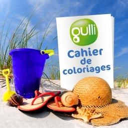 Coloriage gratuit imprimer avec les coloriages en ligne - Coloriage vive les vacances ...