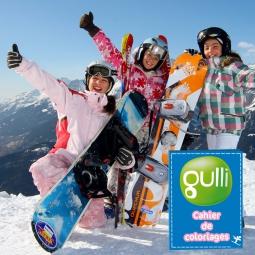 Skie avec Gulli !