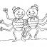 Coloriage Araignée 26