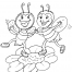 Coloriage Insecte 17