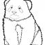 Coloriage Panda 10