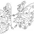 Coloriage Papillon 20
