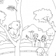 Coloriage Zoo 2