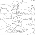 Coloriage Zoo 7