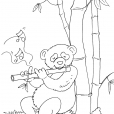 Coloriage Chine 23