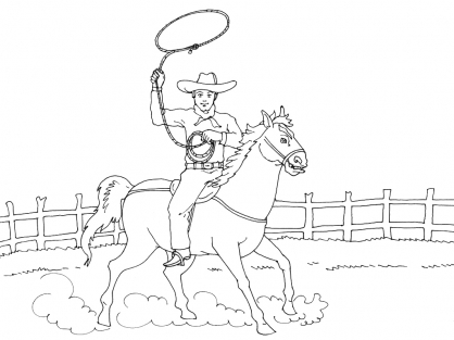 Coloriage etats unis 2 coloriage etats unis coloriage - Dessin du ranch ...