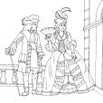 Coloriage Histoire de France 3