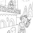 Coloriage Histoire de France 30