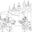 Coloriage Histoire de France 5