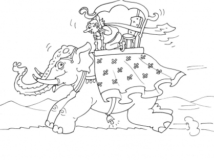 Coloriage inde 22 coloriage inde coloriage cartes et geographie - Coloriage inde ...