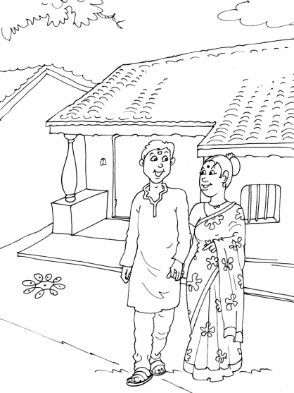Coloriage inde 30 coloriage inde coloriage cartes et geographie - Coloriage inde ...