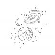 Coloriage Planète 13