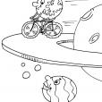 Coloriage Planète 27