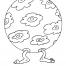 Coloriage Planète 28