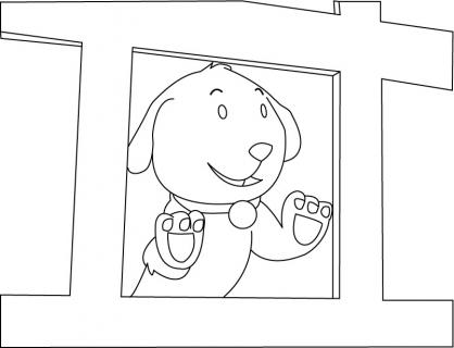 Coloriage Arthur 10