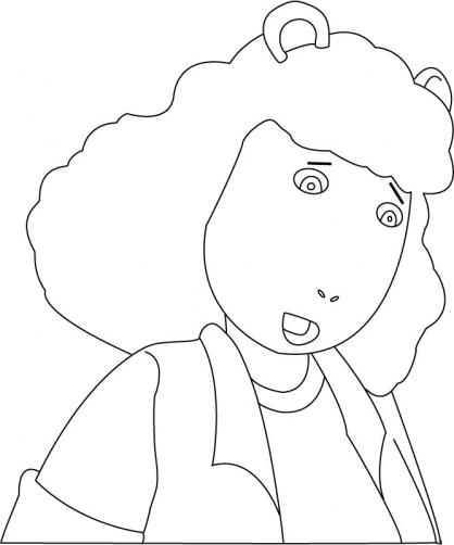 Coloriage Arthur 15