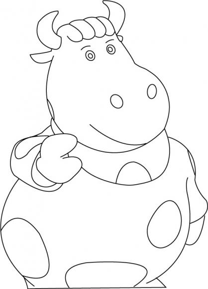 Coloriage Arthur 18