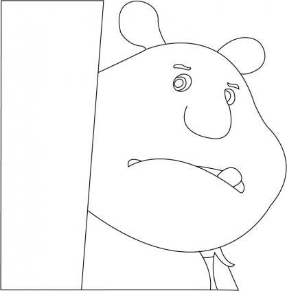 Coloriage Arthur 9