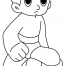 Coloriage Astro Boy 13