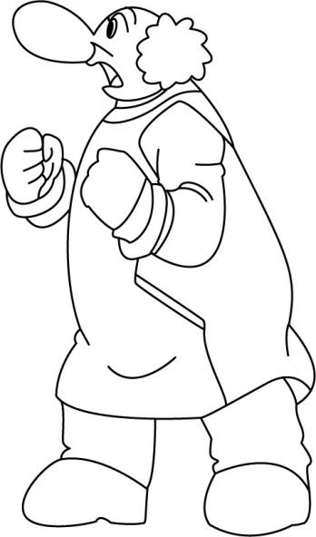 Coloriage Astro Boy 14