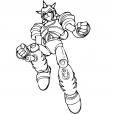 Coloriage Astro Boy 16