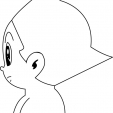 Coloriage Astro Boy 2