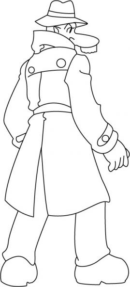 Coloriage Astro Boy 8