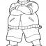 Coloriage Beyblade Benkei 3