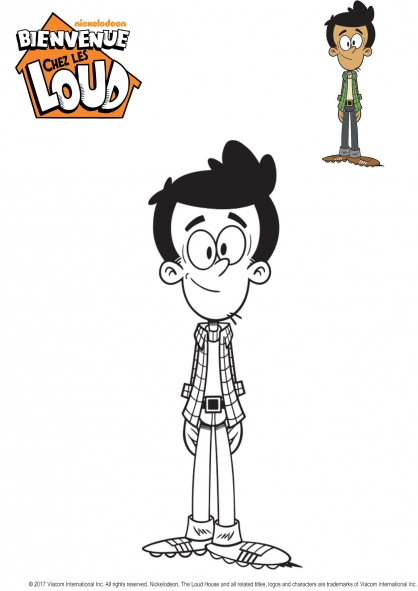Coloriage Bobby