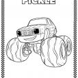 Coloriage Le petit Pickel