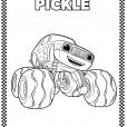 Coloriage Pickel