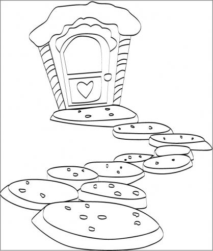 Coloriage charlotte aux fraises 15 coloriage charlotte - Charlotte aux fraises dessin ...