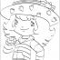 Coloriage Charlotte aux Fraises 51