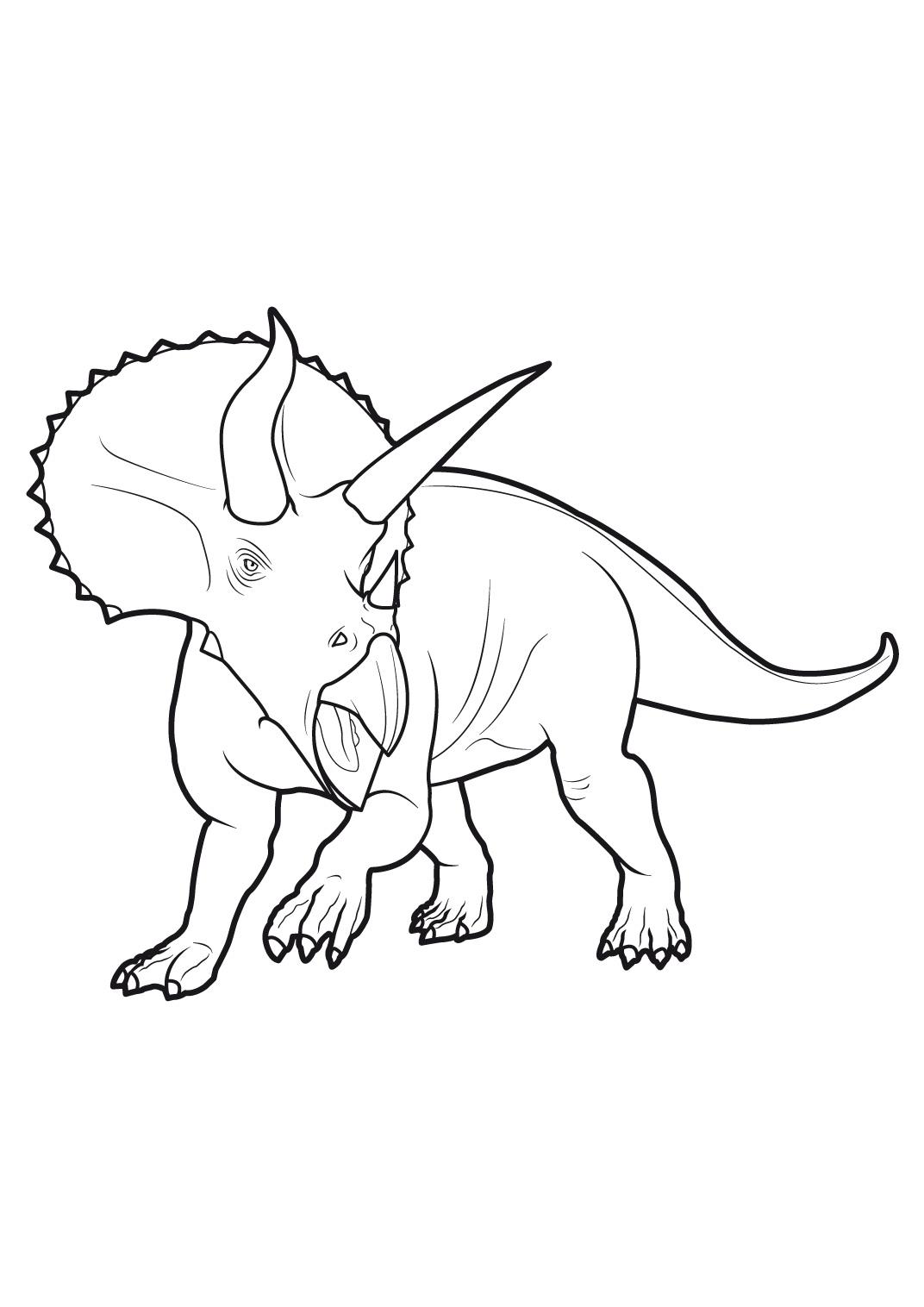 Dinosaur King Gabu Colouring Pages Page 2
