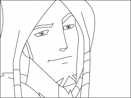 Coloriage Galactik Football 2