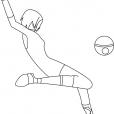 Coloriage Galactik Football 3