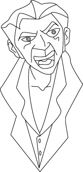 Coloriage Jackie Chan 42