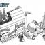 Coloriage LEGO City : L'incendie