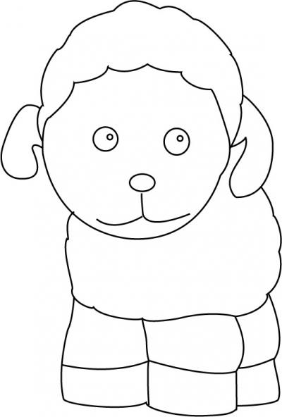 Coloriage Les petits amis 6