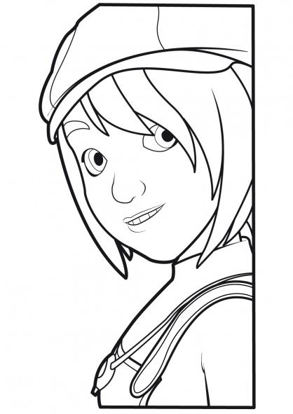Coloriage linus et boom 10 coloriage linus et boom - Boom dessin anime ...